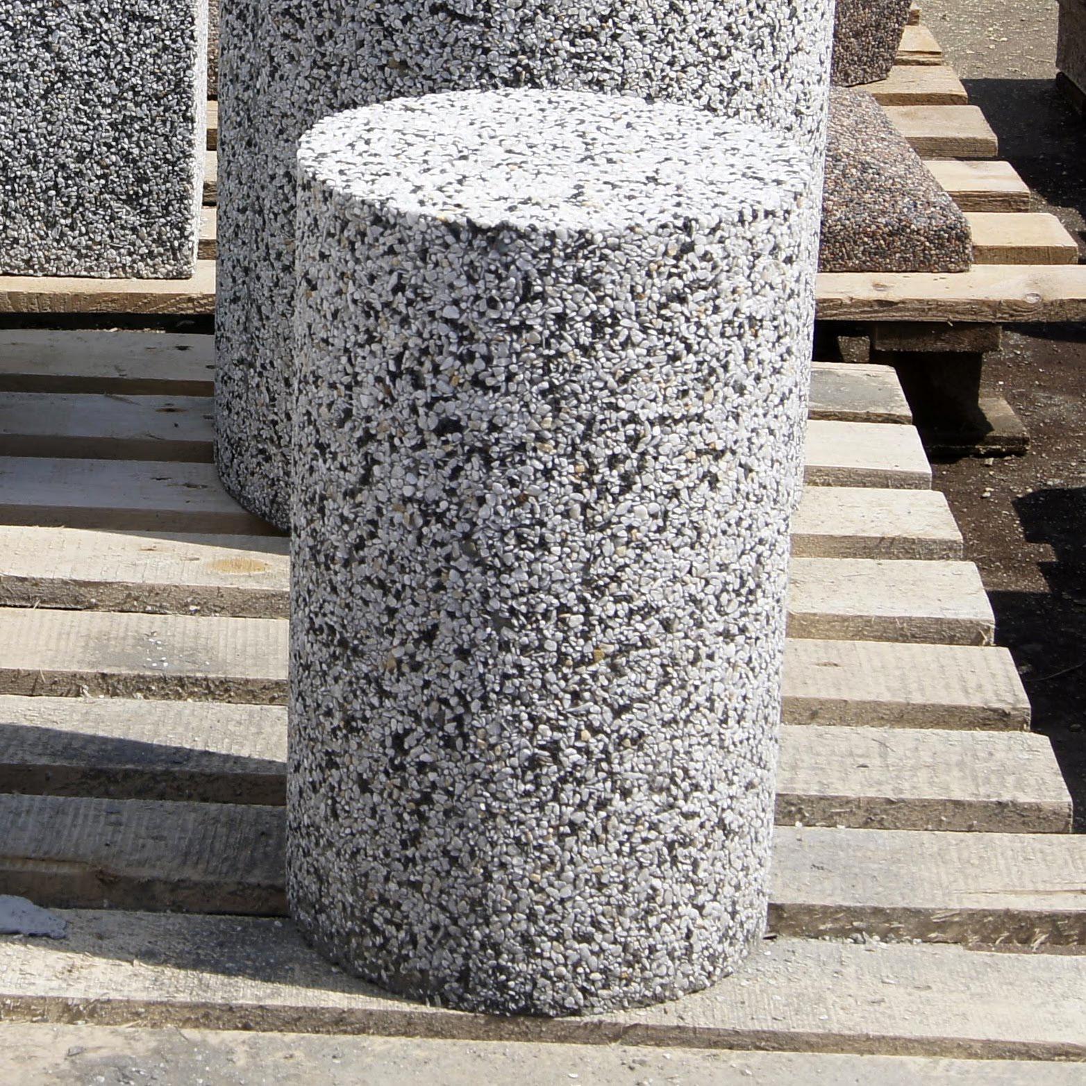 Ограждение бетонное Бухарест 1 для парковки