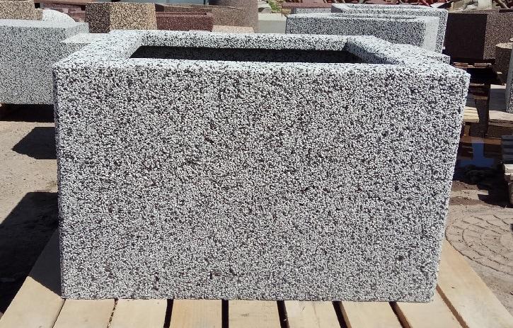 Вазон бетонный уличный Таллин 40