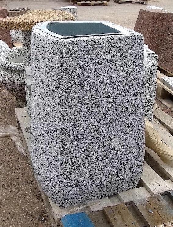 Урны бетонные уличные Марсель