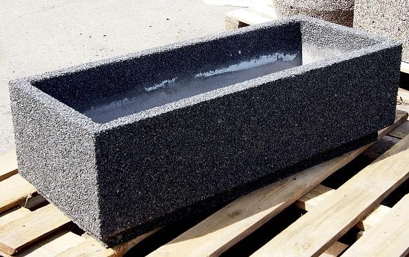 Вазон бетонный уличный Джек