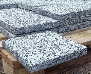Плитка бетонная тротуарная 30х30х4 см