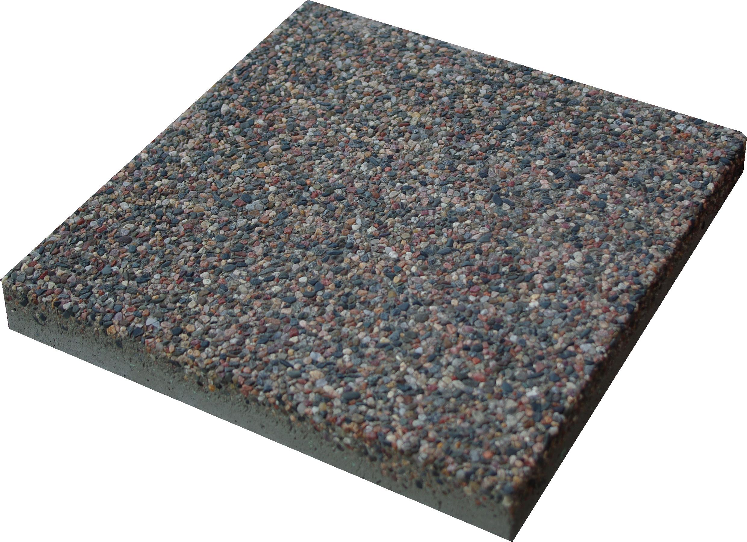 Плитка бетонная тротуарная 50х50х5 см