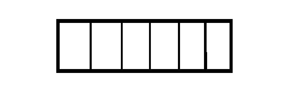 Садовое ограждение СС001