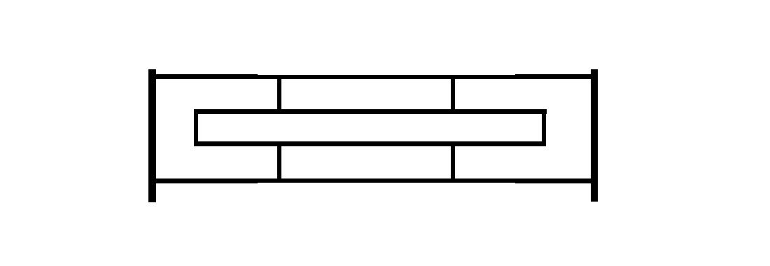 Садовое ограждение СС005