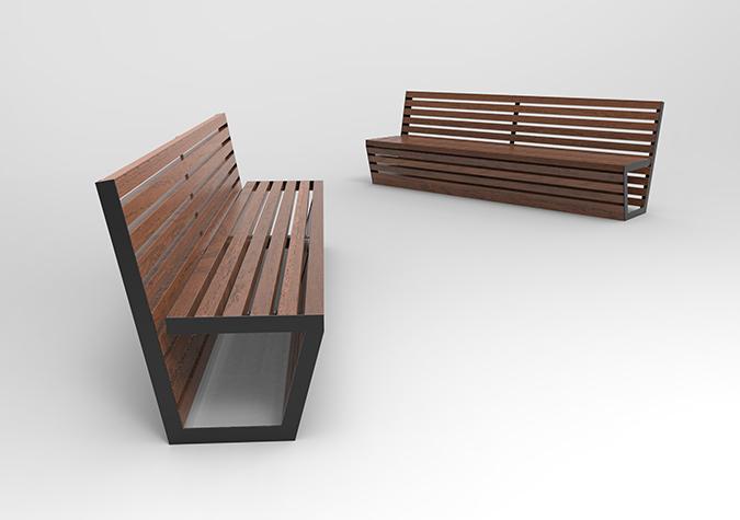 Скамейка Filo Bench