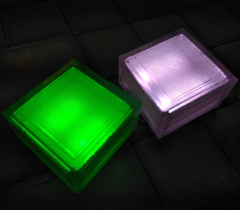 Тротуарная брусчатка 100х100х60 RGB