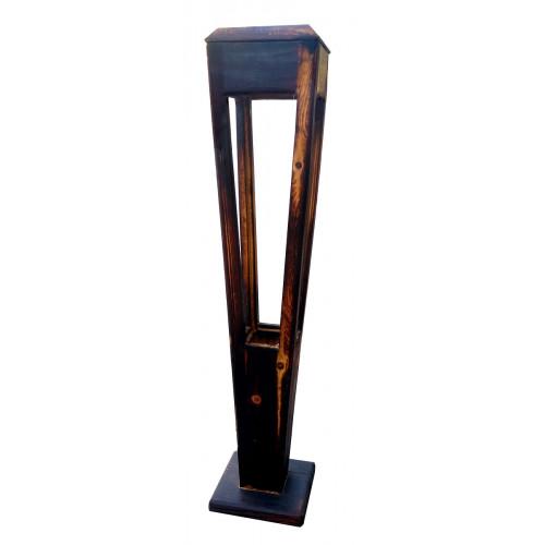Светильник деревянный купить в интернет магазине Вавилониум
