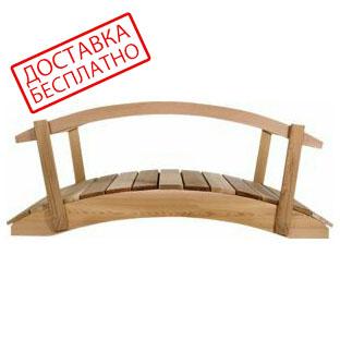 Мостик деревянный арт. МС14