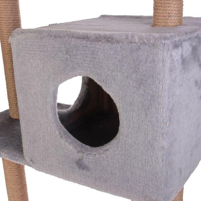 Где установить когтеточку для кота дома