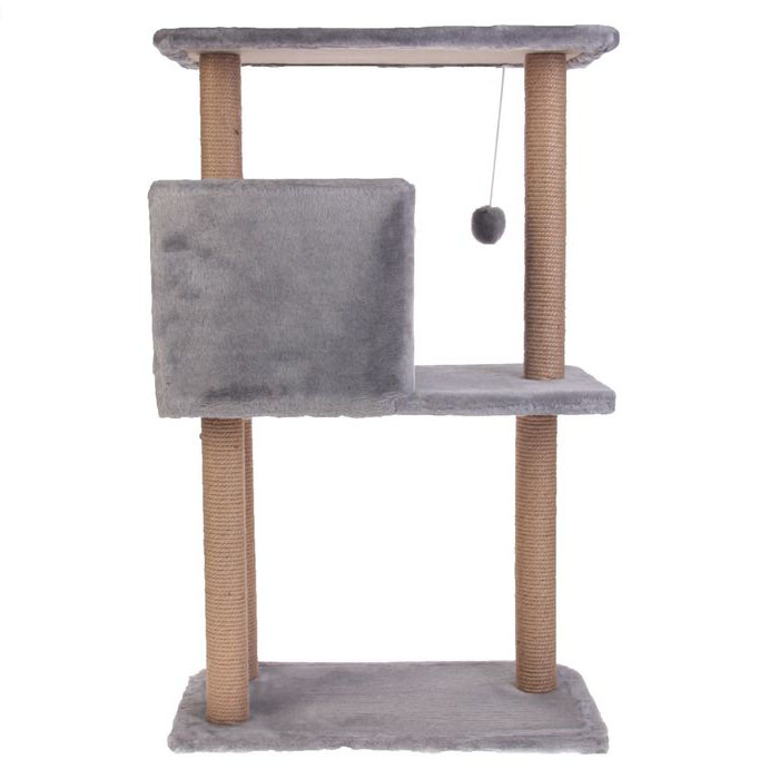 Большой выбор когтеточек и домиков для кошек купить с доставкой в интернет магазине