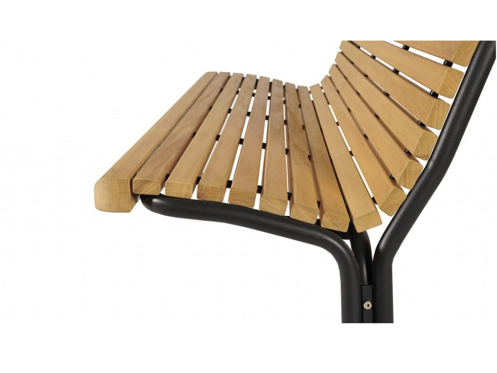 Скамейка CONTOUR | Bench with back