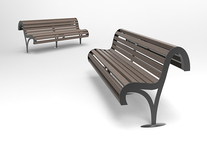 Скамейка Retrò Bench