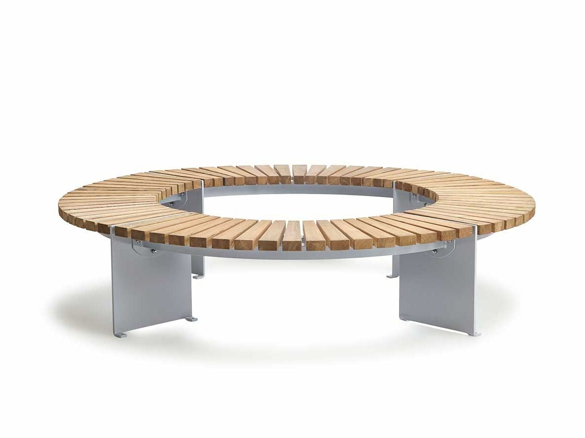 Скамейка VROOM | Round Bench
