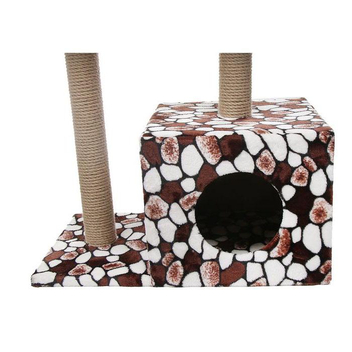 Домики с когтеточками заказть в интернет магазине