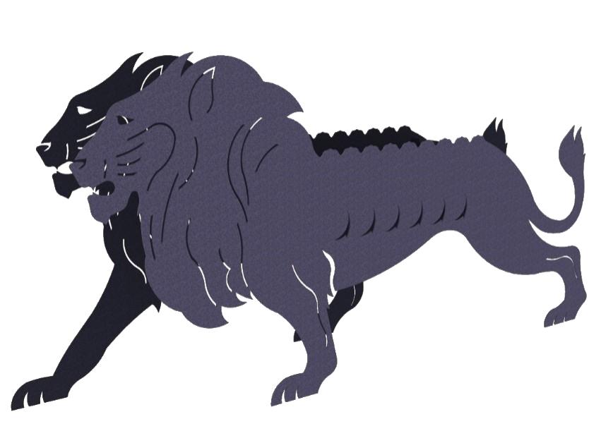 Мангал «Лев»