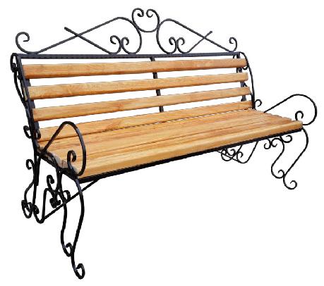 Скамейка №3