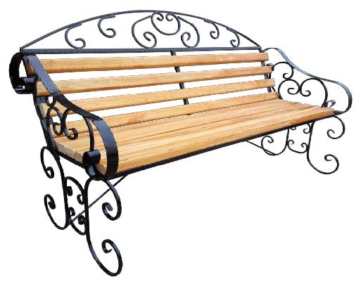 Скамейка №4