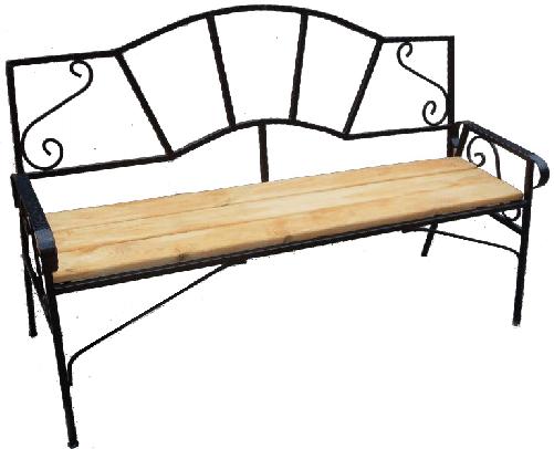 Скамейка №6