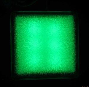 Зеленая тротуарная плитка