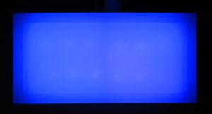 Светодионая брусчатка, цвет синий