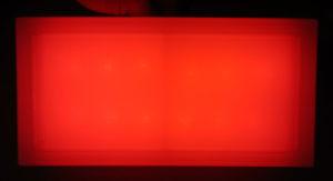Светодионая брусчатка цвет красный