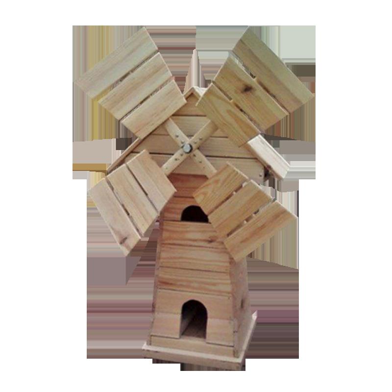 Мельница деревянная арт. МТ05