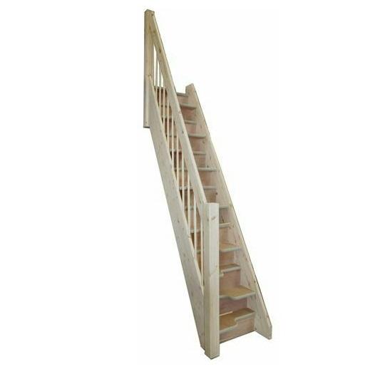 Лестница из дерева купить в Ростове