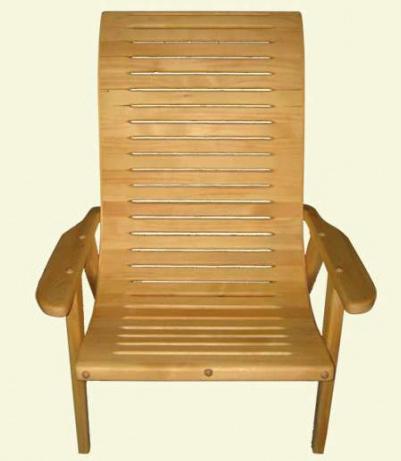 Кресло для бани МБ-17