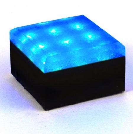 Светящаяся плитка для дорожек 120х120х60