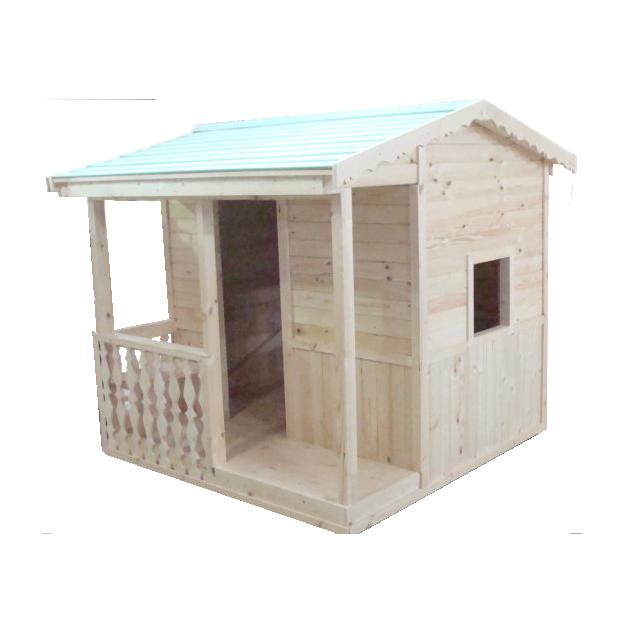 Садовый домик с верандой арт. БТ04