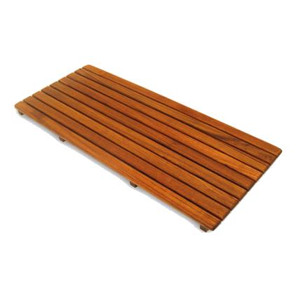 Настил деревянный для бани