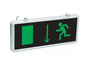 «Указатель двери эвакуационного выхода, правый»