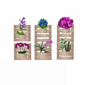 Заказать декоративные кашпо для цветов в интернет магазине