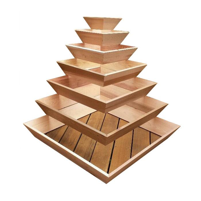 Цветочница пирамидальная арт. ГШ49