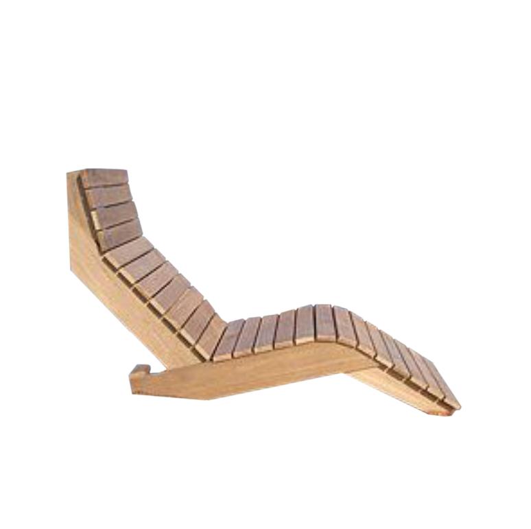 Кресло шезлонг пляжный