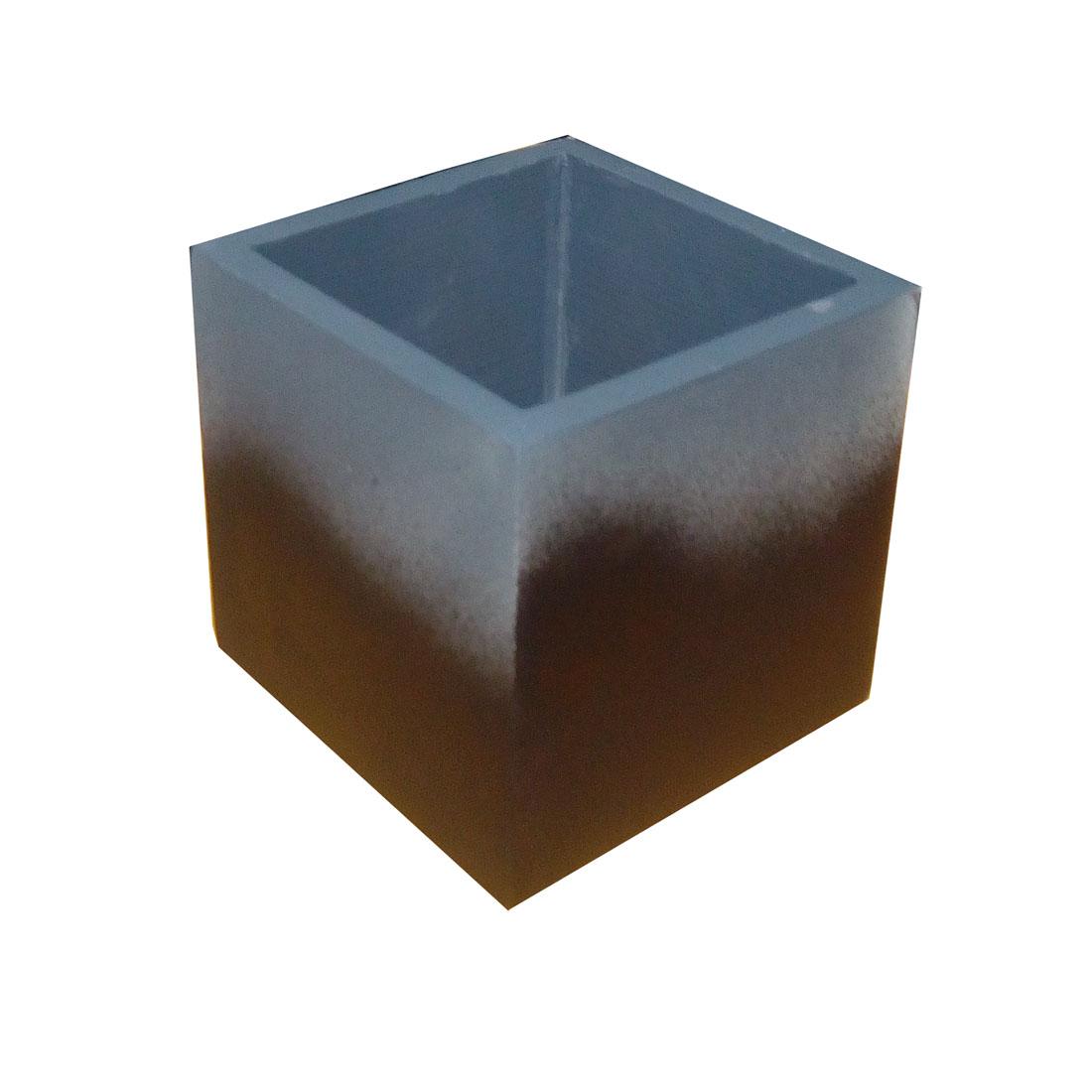 Горшок для цветов из бетона