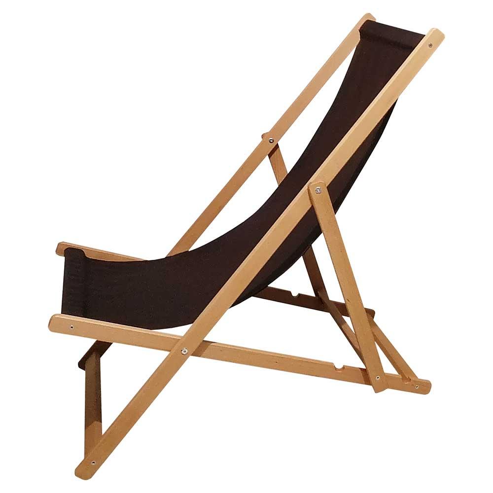 Кресло Шезлонг складной