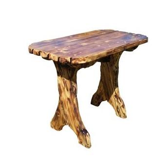 Стол садовый деревянный