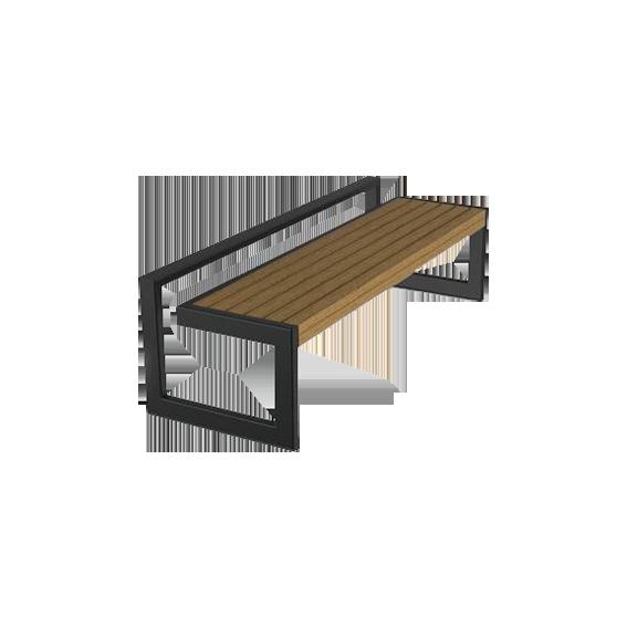 Скамейка простая