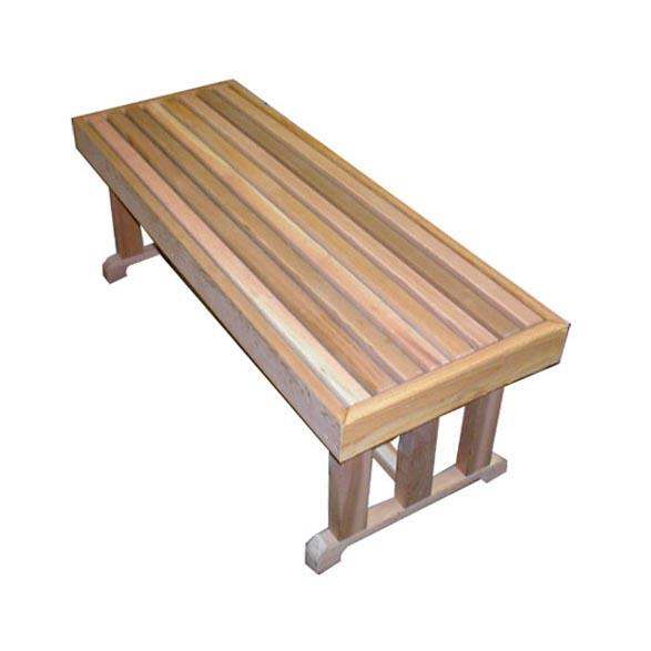 Скамейки и столы для сауны