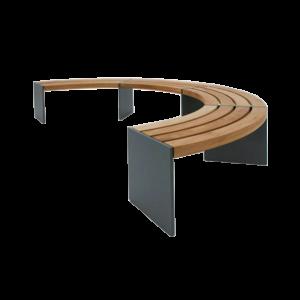 Круглые скамейки различных конструкций от производителя