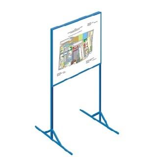 Информационный стенд переносной(изображение не меняется)