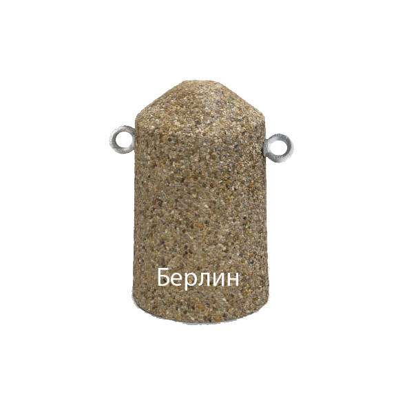 Тумба декоративная из бетона